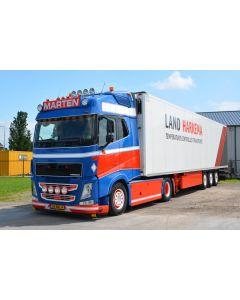 """Volvo FH4 Gl. """"Maderu Transport"""""""