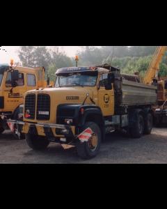 Saurer D330 Hauber 6x4 Marti