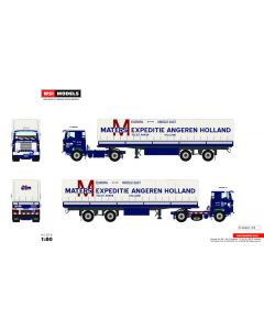 """Scania 1 Series 4X2 """"Maters Expeditie b.v."""""""