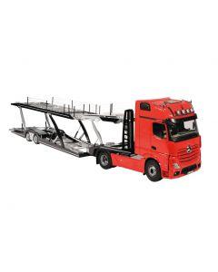 MB Actros Giga Space 4x2 & Lohr Autotransporter