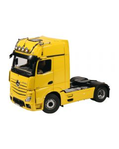 MB Actros GigaSpace 4x2 MirrorCam, ginstergelb