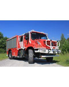 """MB Zetros """"Feuerwehr Filderstadt"""""""