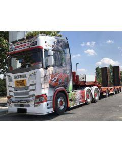 "Scania S HL CS20H  ""Nicotrans TP"""