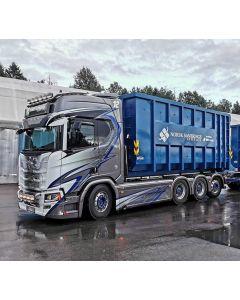 """Scania R HL CR20H  """"Norsk Saneringsservice"""""""