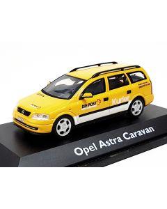 Opel Astra Carava, Die Post