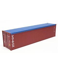 """40ft Container Open Top + 6x Reifen """"Triton"""""""