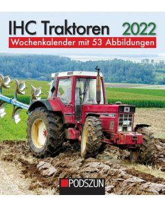 IHC Kalender Traktoren 2022