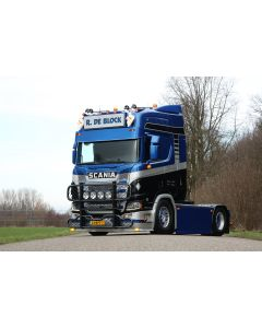 "Scania R HL CR20H ""Roland de Block"""