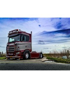 """Scania S Normal """"Roling"""""""