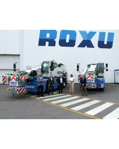 Demag AC 45 City Crane Roxu