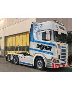 "Scania S HL ""Sabesa SA"""