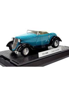 Ford Custom Convertible 1934