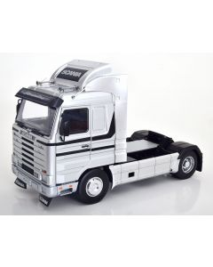 Scania Streamline 1992 silber/schwarz