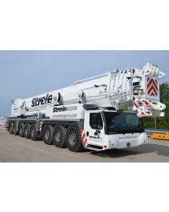 "Liebherr LTM1450-8.1 ""Strele Logistics"""