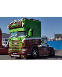 """Scania R4 TL """"Teddy Chaynes"""""""