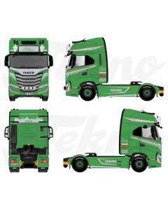 Iveco Rüssel Truckshow 2021