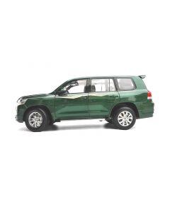 Toyota Land Cruiser 2020 Rechtslenker, grün