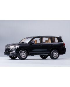 Toyota Land Cruiser 2020 Rechtslenker, schwarz