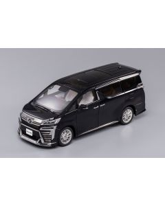 Toyota Vellfire Rechtslenker, schwarz