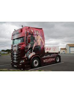 "Scania S HL CS20H 4x2 ""Transport Beau"""