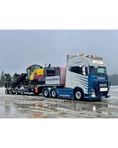 "Volvo FH4 Gl. XXL ""Transport Service AS Skien"""
