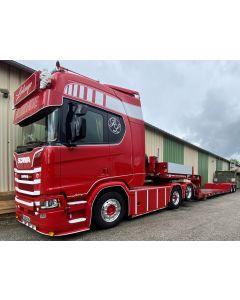 "Scania R HL CR20H ""Transports Leloup"""
