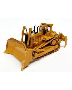 Cat D11N Dozer with U-Blade & Multi-Shank Ripper
