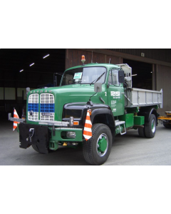 Saurer D330B 4x4 Risi