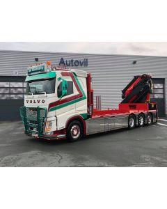"Volvo FH4 SC + Palfinger PK 65002 SH | JIB ""Van Caudenberg"""