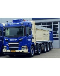 "Scania G Normal CG17N ""Van Dalen Sloop en Asbest BV"""