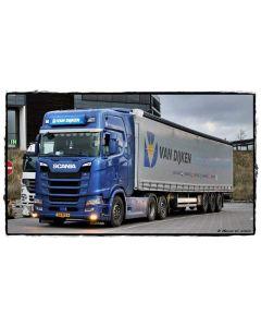 """Scania S HL CS20H """"Van Dijken Transport"""""""