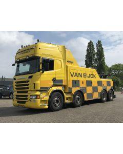 """Scania R6 TL Falkom """"Van Eijck"""""""