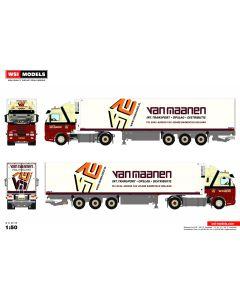 """Scania 113M Streamline """"Van Maanen"""""""