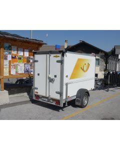 einachsiger Anhänger Schweizer Post VS 278090