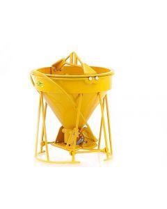 """Gar-Bro """"R"""" - Series Concrete Bucket  gelb"""