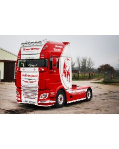 "DAF XF SSC My2017 ""Werner Thomas"""
