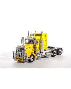 KENWORTH T909, gelb